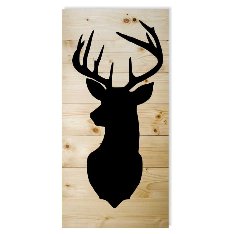Large-12x24-Tall-Stack-Deer-Head-Image