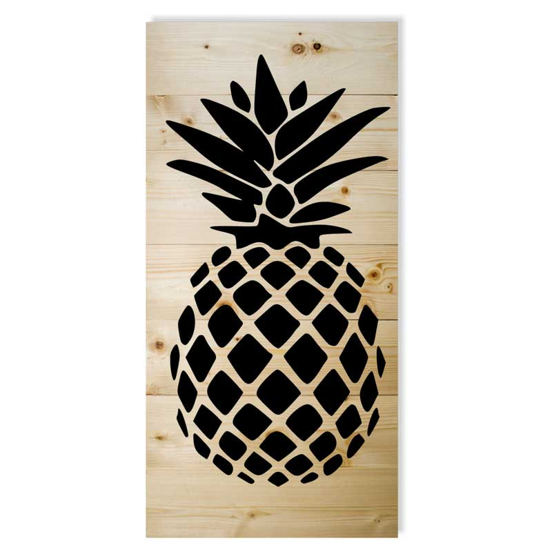Large-12x24-Tall-Stack-Pineapple-Image
