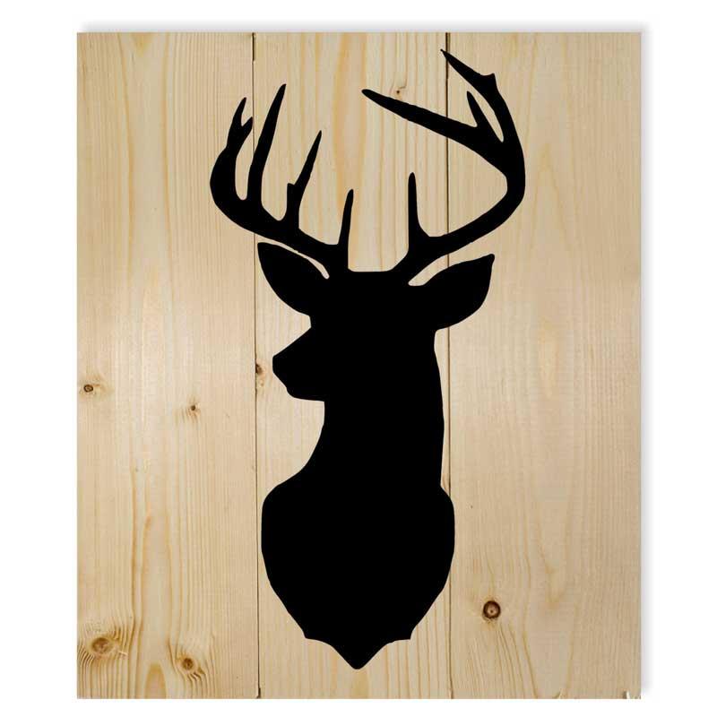 Small-Deer-Head-Image