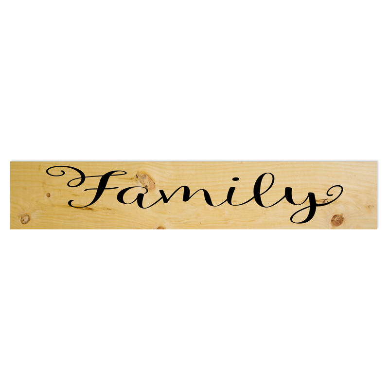 Large Plank 48 Family