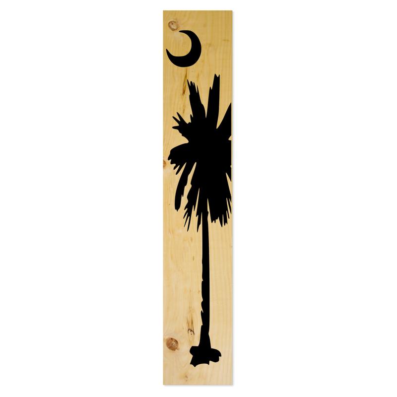 Large Plank 48 Palmetto