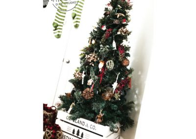 SP105 Christmas Tree Box