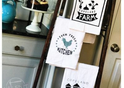 SP115 Tea Towels