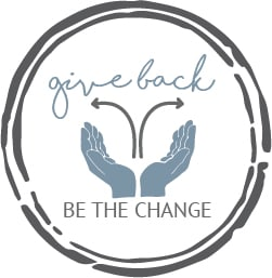 Give Back - Be the Change